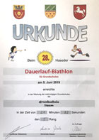 Biathlon in Hasede